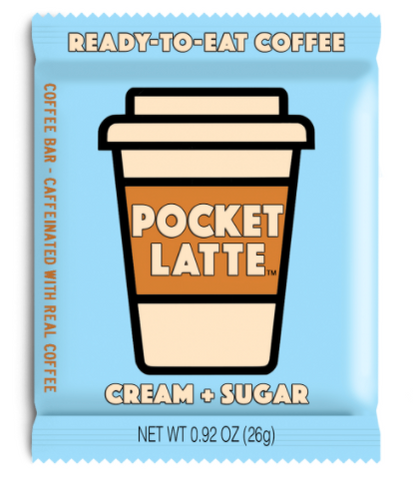 Pocket Latte Cream 26g