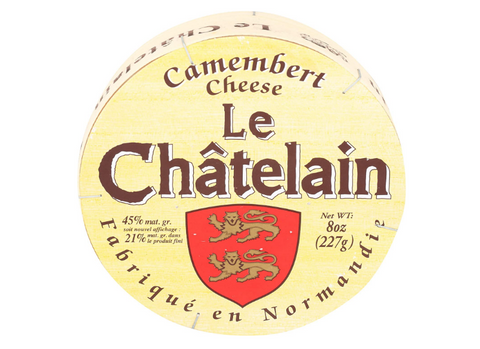 Camembert Chatelain Cheese 8oz