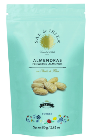 Ibiza Almonds W Flowers 80g
