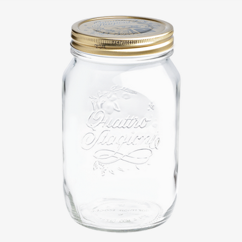 Canning Jar 33-1/4oz