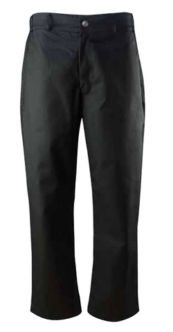 Chef Pants Trousers Black, XS