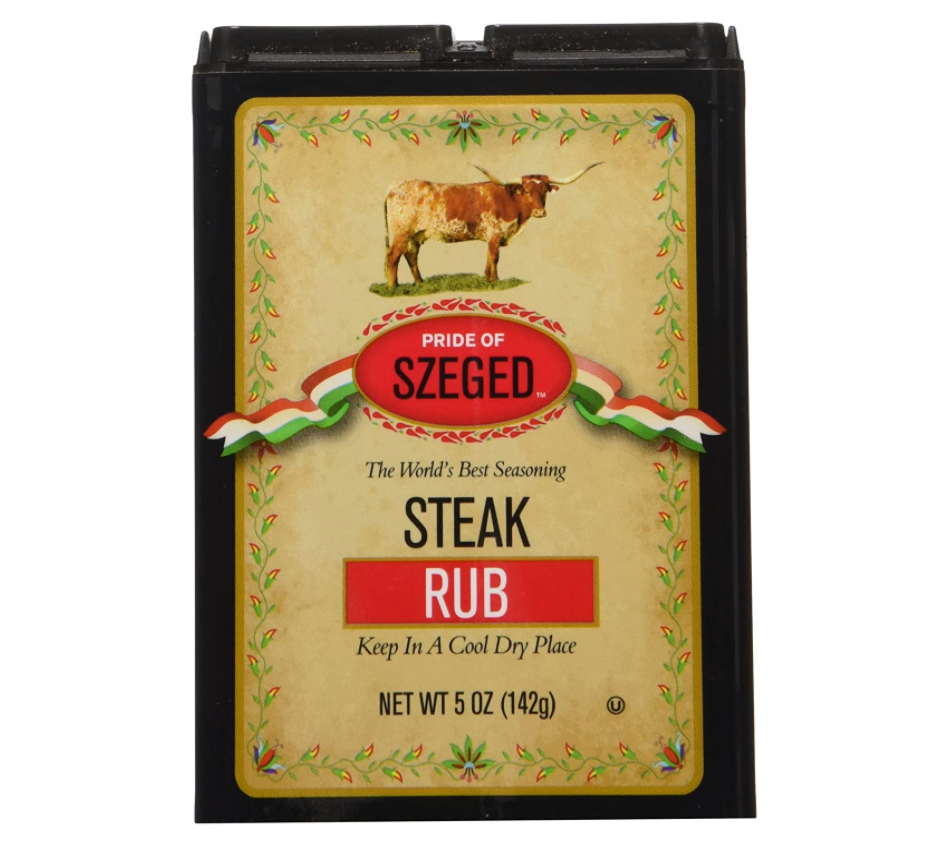 Szeged Steak Rub 5oz