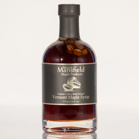 Mansfield Maple Coffee Syrup