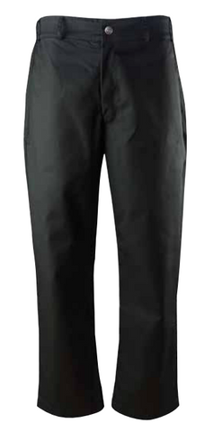 Chef Pants Trousers Black, 2XL