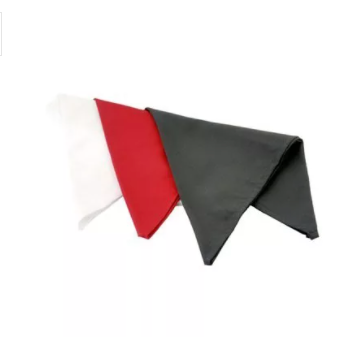 NECKERCHIEF, BLACK