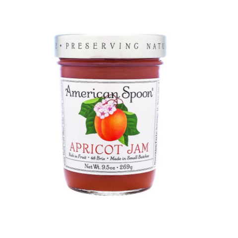 Amer Spoon Apricot Jam