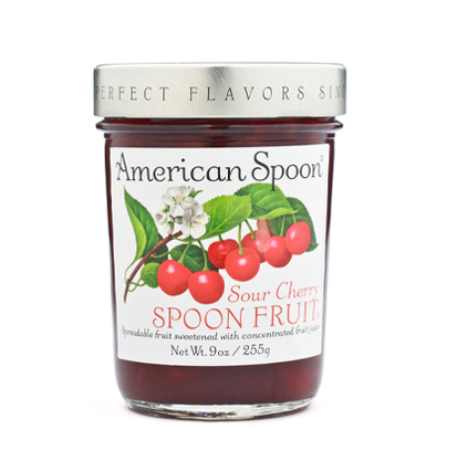 American Spoon Sour Cherry Spoon Fruit