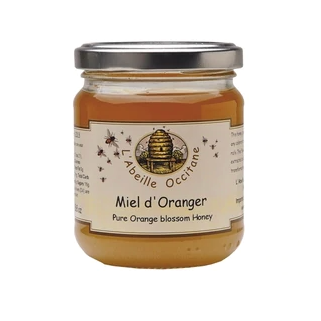 Abeille Orange Blossom Honey