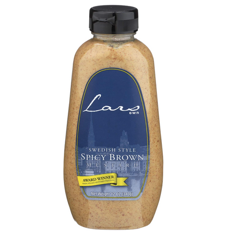 Lars Own Spicy Brown Mustard