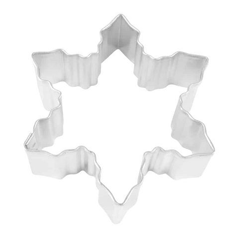 Cookie Cutter Snowflake 3""