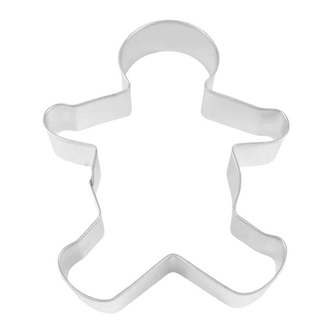Cookei Cutter Gingerbread Man 8""