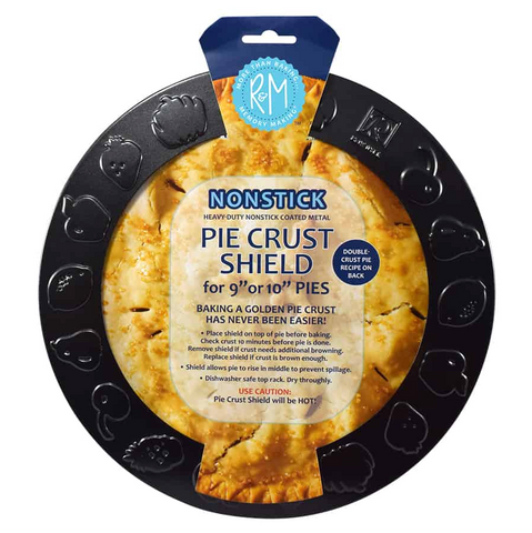 Pie Crust Shield non stick