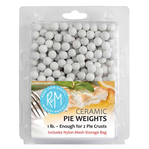Pie Weights Ceramic 1-1/4LB