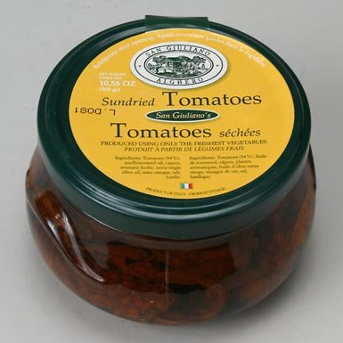 Giuliano Sundried Tomato in Oil