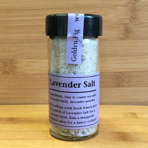 Salt Golden Fig Sel Lavander 3.8oz