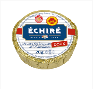 Butter Echire Unsalted Mini 20g