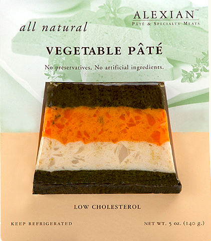 Alexian Vegetable Pate 5oz