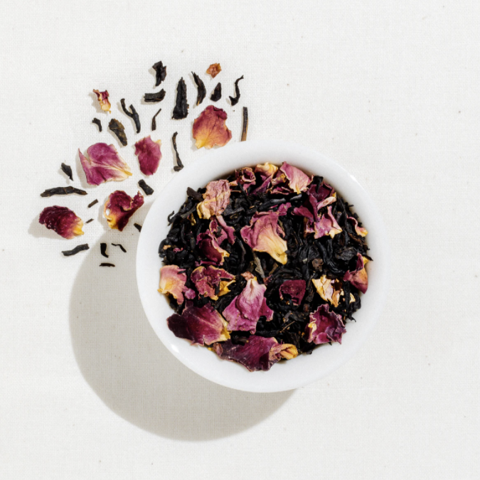 Art of Tea Rose Black Tea 4oz