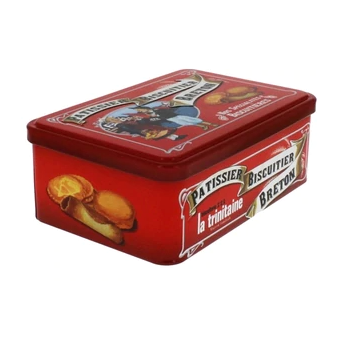 Cookie Trinitaine Assorted, Tin