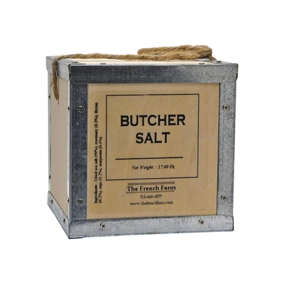 Salt French Farm Butcher Box