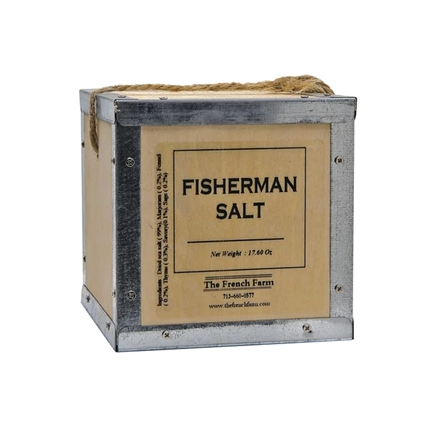 Salt French Farm Fisherman Box