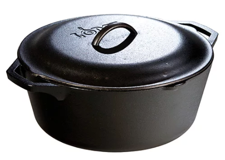 Dutch Oven Iron 7QT