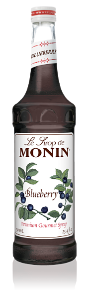 Syrup Monin Blueberry 750ml