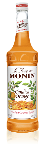 Syrup Monin Candied Orange 750ml