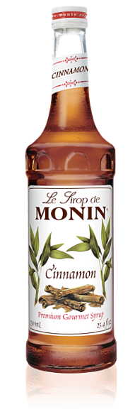 Syrup Monin Cinnamon 750ml
