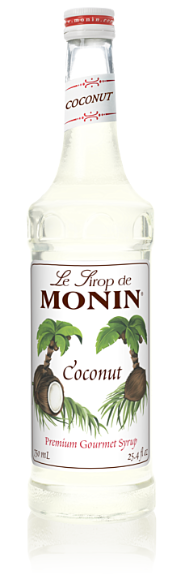 Syrup Monin Coconut 750ml