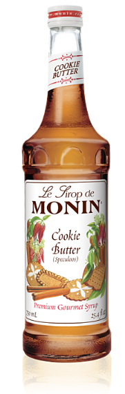 Syrup Monin Cookie Butter 750ml
