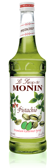 Syrup Monin Pistachio 750ml