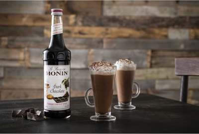 Syrup Monin Dark Chocolate 750ml