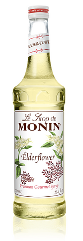 Syrup Monin Elderflower 750ml