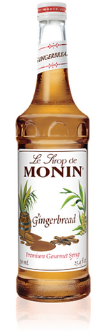 Syrup Monin Gingerbread 750ml