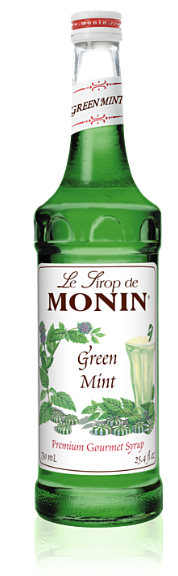 Syrup Monin Green Mint 750ml