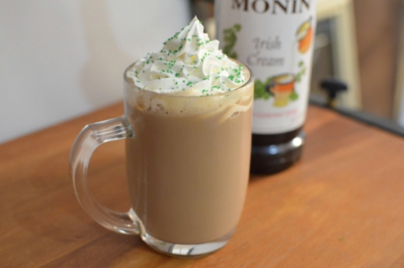 Syrup Monin Irish Cream 750ml