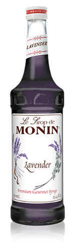 Syrup Monin Lavender 750ml