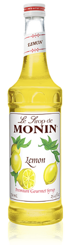 Syrup Monin Lemon 750ml