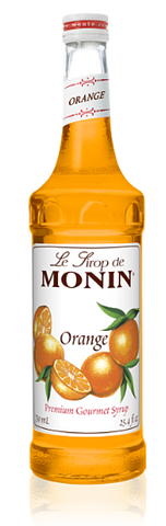 Syrup Monin Orange 750ml