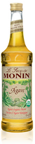 Syrup Monin Org Agave 750ml