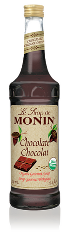 Syrup Monin Organic Chocolate 750ml
