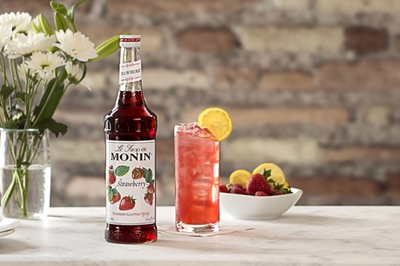 Syrup Monin Strawberry 750ml