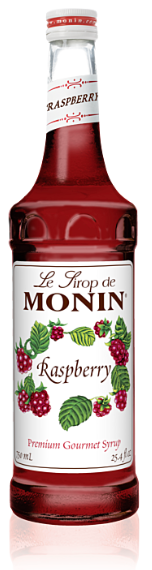 Syrup Monin Raspberry 750ml