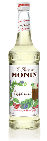Syrup Monin Peppermint 750ml