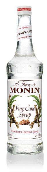 Syrup Monin Pure Cane 750ml