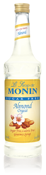 Syrup Monin Sugar Free Almond 750ml