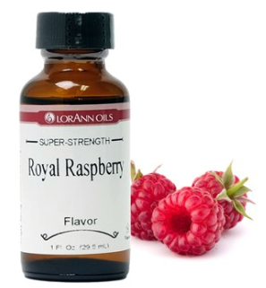 Flavor LorAnn Royal Raspberry 1oz
