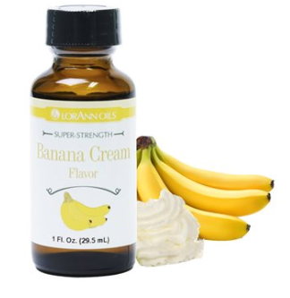 Flavor LorAnn Banana Cream 1oz