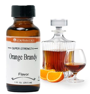 Flavor LorAnn Orange Brandy 1oz